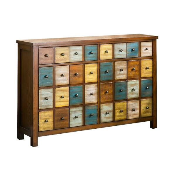 Apothecary chest ,Solid Wooden Furniture