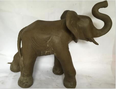 Standing elephant statue,Animal Statues