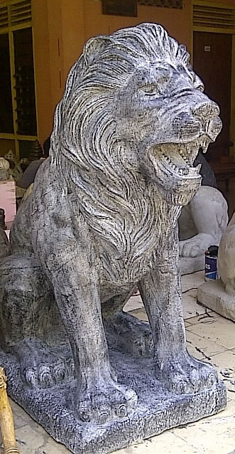 Lion statue,Animal Statues