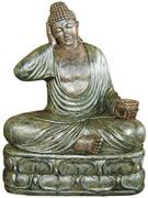 Buddha with stand