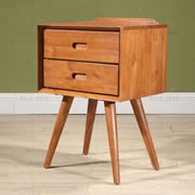 Cabinet on legs – two drawers