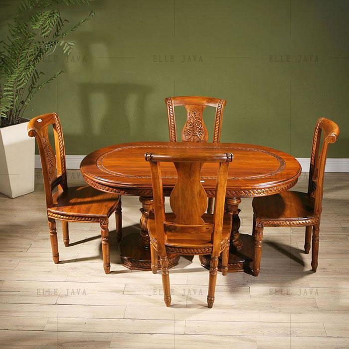 dinning table and chair set,Teak Furniture