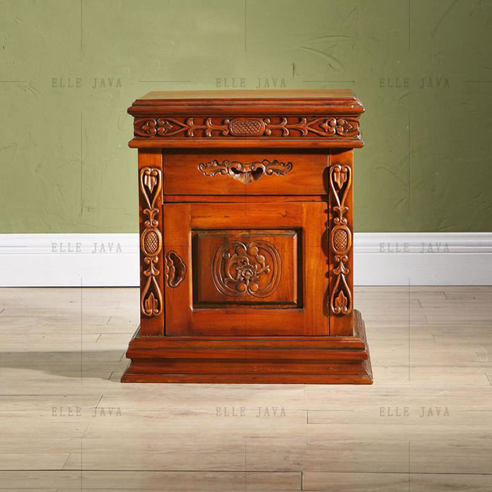 teak wood bedside,Teak Furniture