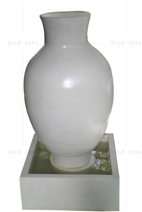Vase water feature,Vases & Bowls