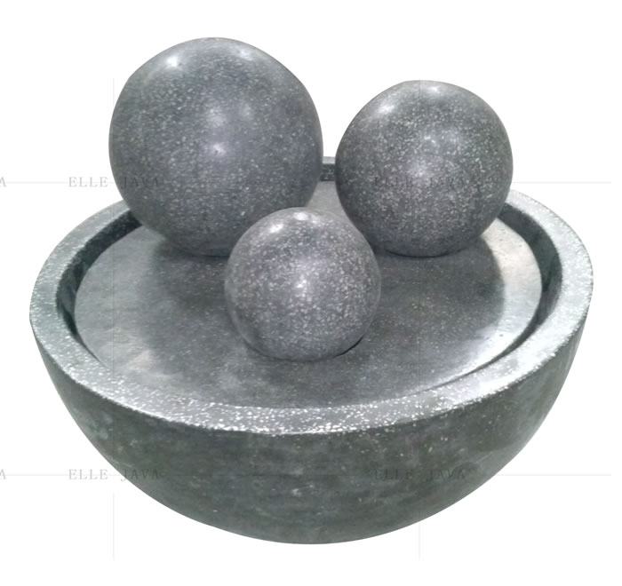 Three ball water feature,Other Types