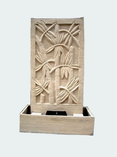 Bamboo carving water feature,Other Types